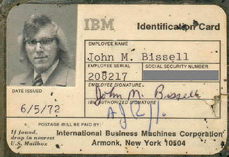 how to get ibm badge